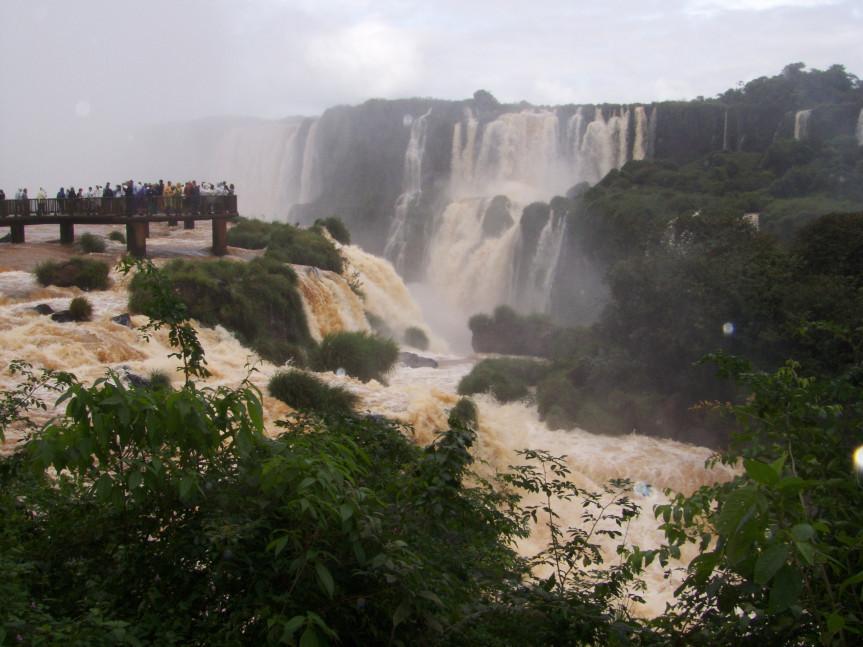 Concessão do Parque Nacional do Iguaçu poderá ser realizada pelo Governo do Estado.