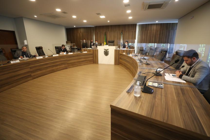 Reunião da Comissão de Constituição e Justiça (CCJ) da Assembleia Legislativa desta terça-feira (15).