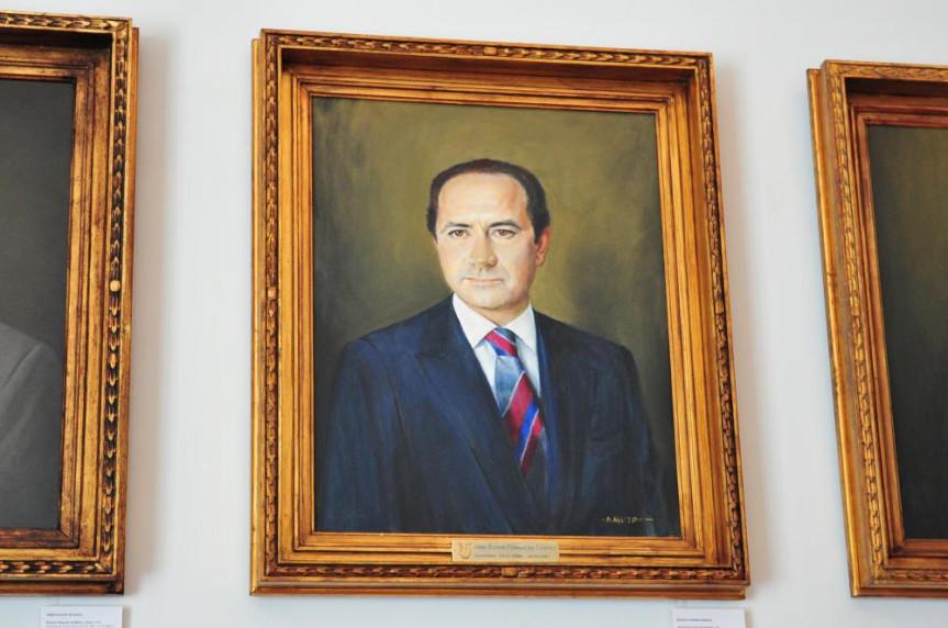 Ex-governador João Elísio Ferraz de Campos.