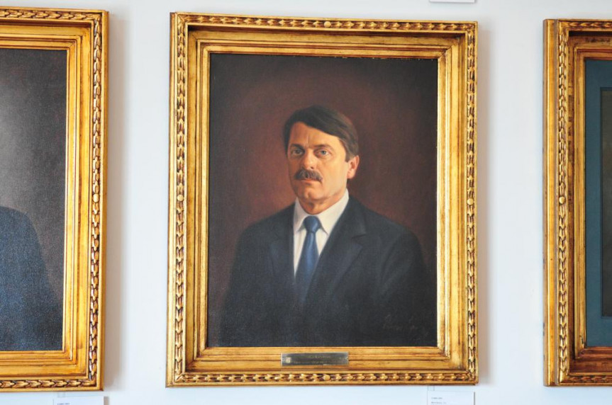 Ex-governador Mário Pereira.