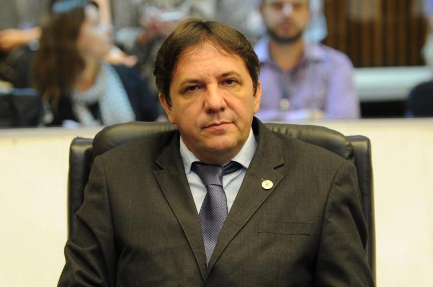 Deputado Chico Brasileiro (PSD), um dos propositores da solenidade.
