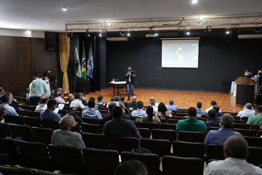 Audiência pública promovida pela Frente Parlamentar sobre o Pedágio da Assembleia Legislativa do Paraná acontece nesta sexta-feira (26) em Apucarana