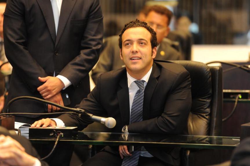 Deputado Bernardo Ribas Carli (PSDB)