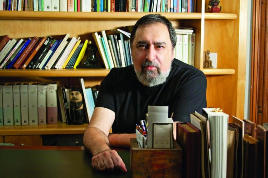 Escritor, jornalista e publicitário, Fábio Campana, que faleceu aos 73 anos, vítima de complicações da Covid-19.