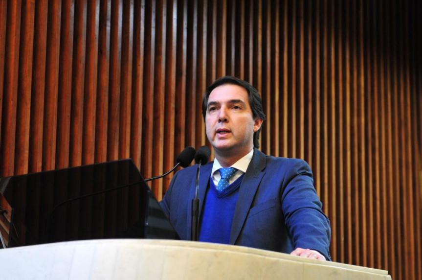 Deputado Wilson Quinteiro (PSDB).