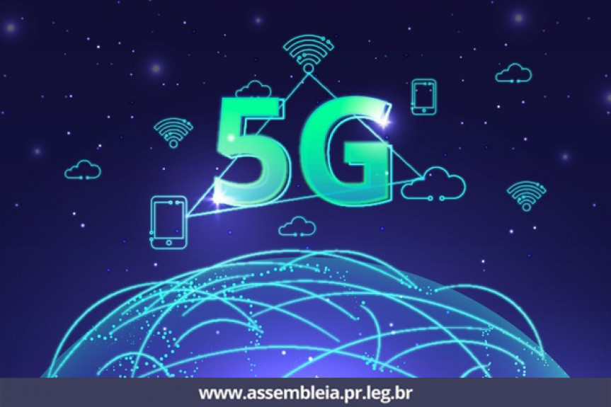 Assembleia Legislativa do Paraná realiza a audiência pública A Implantação da Tecnologia 5G no Estado do Paraná na quarta-feira (29).