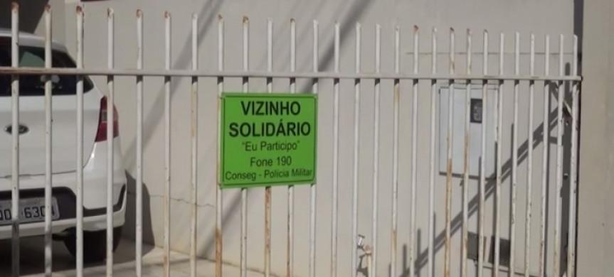 """Projeto de lei em tramitação na Assembleia Legislativa do Paraná quer regulamentar o """"Vizinho Solidário""""."""