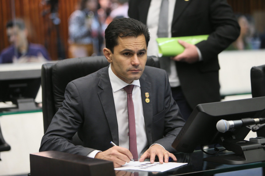 Deputado Marcio Pacheco (PDT).