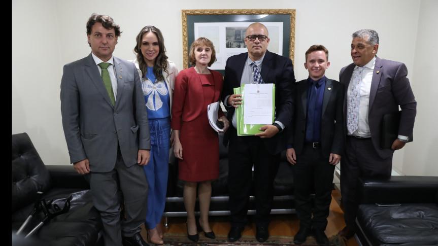 Reunião da Comissão de Turismo da Assembleia Legislativa analisou projetos de incentivo à prática do ciclismo.