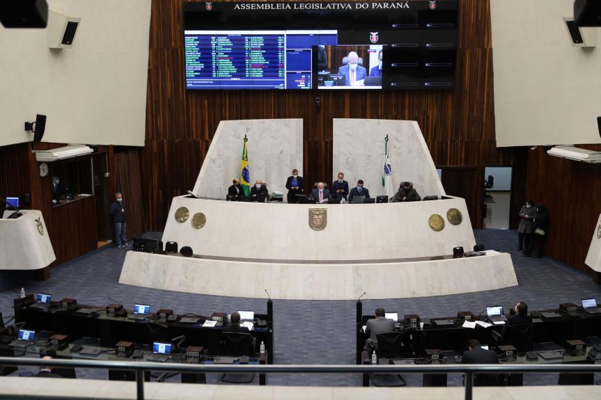 LDO para 2020 é aprovada em primeiro turno pelos deputados estaduais.