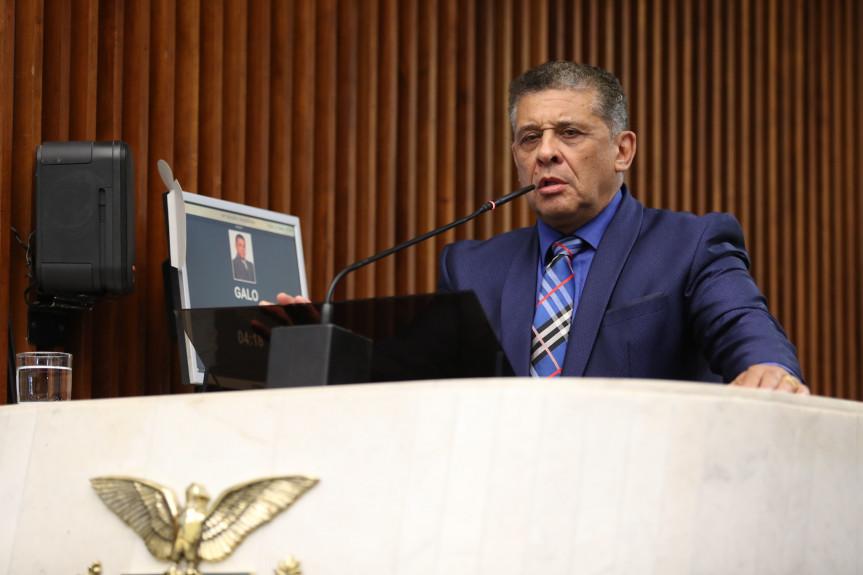 Deputado Galo (PODE).