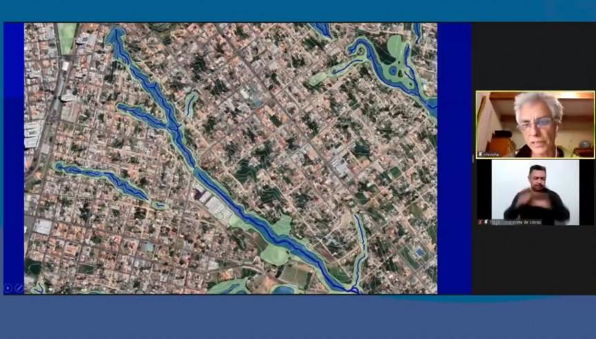 Audiência pública debateu a situação dos Rios Urbanos de Ponta Grossa.
